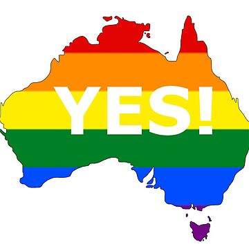 LGBTQIA Australia (YES!) by ETaus