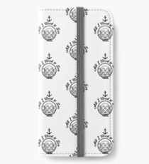 All I Need is Sea - Black on White iPhone Wallet/Case/Skin