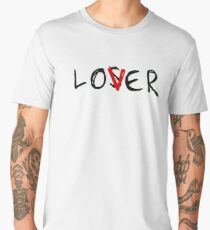 Stephen King's It The Losers Club Loser / Lover  Men's Premium T-Shirt