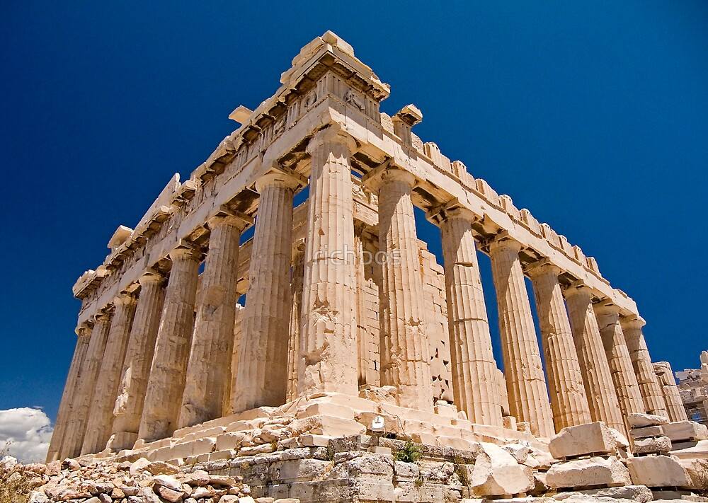 Acropolis  by richbos