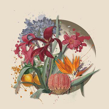 Botanical by aartliner