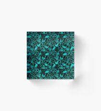 Lovely Pattern ৪ Acrylic Block