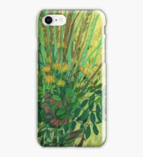 Bouquet from the Finnish Bay iPhone Case/Skin