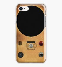 Warehouse 13 Farnsworth Inspired iPhone Case/Skin