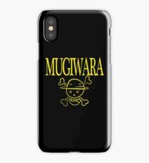 Mugiwara iPhone Case/Skin