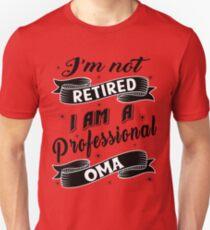 PROFESSIONAL OMA Unisex T-Shirt