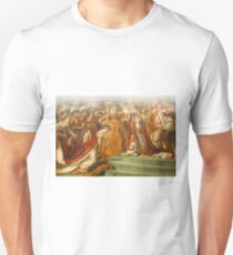 Other Treasures Of The Louvres - 6 - The Coronation Of Napoleon ©  T-Shirt