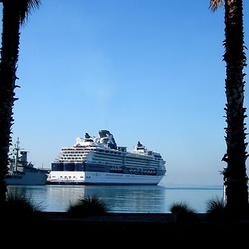 Celebrity Millennium at Port Melbourne by keithcr