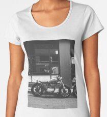 Cafe Racer Women's Premium T-Shirt