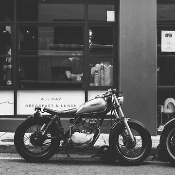 Cafe Racer by AndreGascoigne