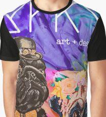 SPRY Art & Design Logo Graphic T-Shirt