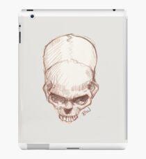 Tilted Skull - The Punisher iPad Case/Skin