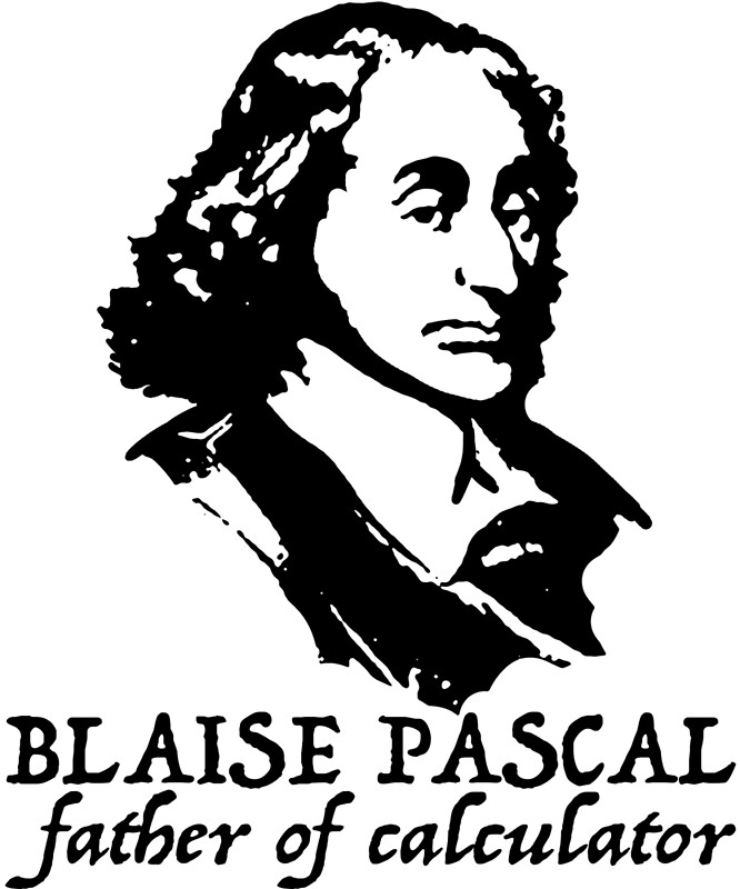 an analysis of the work by blaise pascal a french mathematician Blaise pascal was born at clermont the pacaline was not a commercial success in pascal's lifetime it could do the work of six and other french.