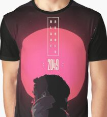 Blade Runner Officer K Graphic T-Shirt