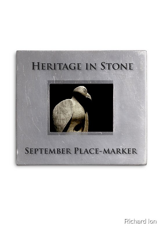 September Place-Marker for HiS Group by Richard Ion