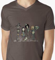 Burtons of oz Men's V-Neck T-Shirt