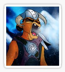 Kion the Dragonborn Sticker
