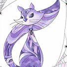 Feline by Sonya by SassyColouring