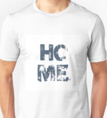 Home watercolor DB. lettering T-Shirt
