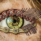 Steampunk Peeper by Randy Turnbow