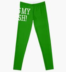 Kiss My Irish ! Leggings