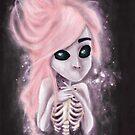 aliena skeleton by ROUBLE RUST