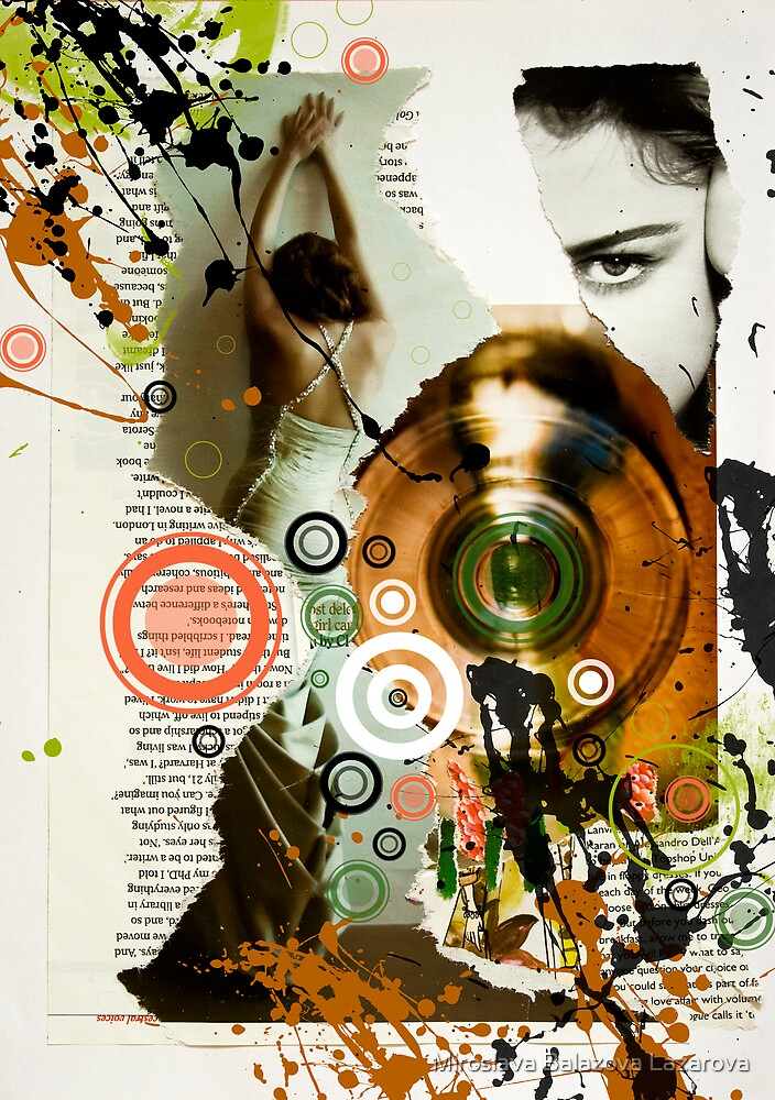 lost identity by Miroslava Balazova Lazarova