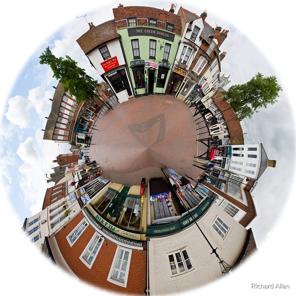 Market Square by Lea Valley Photographic