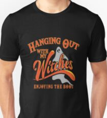 Hanging out with my witches T-Shirt