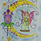 Swing to the Stars by Colleen by SassyColouring