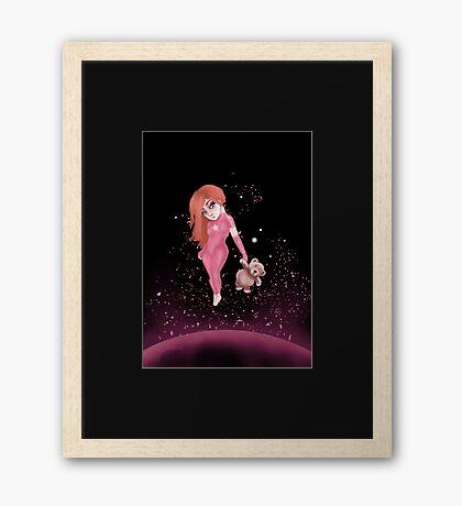 dearspace Framed Print