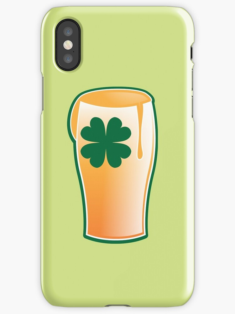 An IRISH shamrock beer great for St Patricks day by jazzydevil