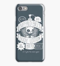 Body Lotion iPhone Case/Skin