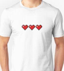 Full Health Pixel Heart Shirt! T-Shirt