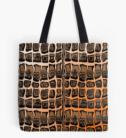 FIre Within  Tote Bag