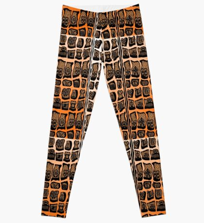 FIre Within  Leggings