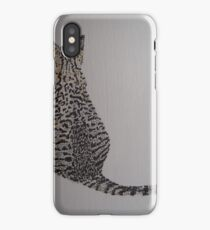 What are you thinking of? iPhone Case/Skin