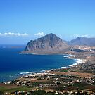 Monte Cofano by Rosy Kueng Photography