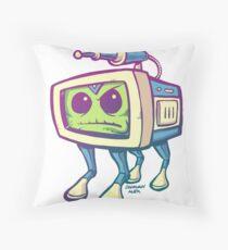 Pet-Bot  Throw Pillow