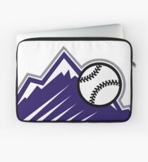 Colorado Rockies Laptop Sleeve