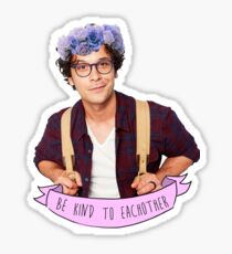 Bob Morley - Be kind to each other Sticker