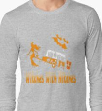 Witches-  Hitches Halloween costume T-Shirt