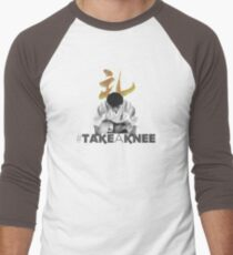 # Take A Knee, #TakeAKnee, Rei, Kneeling, Martial Arts Bow, Respect T-Shirt
