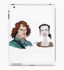 Outlander Parody iPad Case/Skin