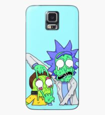 Rick and Morty  Case/Skin for Samsung Galaxy