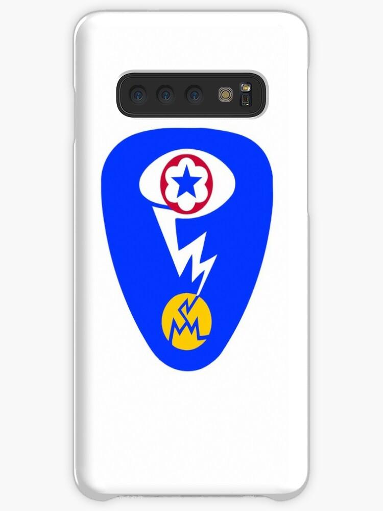 'Manhattan Project Insignia' Case/Skin for Samsung Galaxy by Shane Church