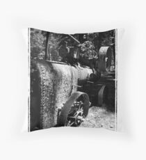 Ole Dependable Throw Pillow