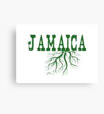 Jamaica Roots Canvas Print