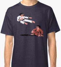 Flying Kick Classic T-Shirt