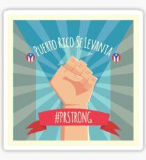 PR Strong Sticker